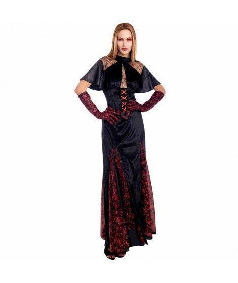 Disfraz Vampiresa Glam Mujer