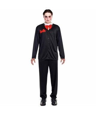 Disfraz Psicópata Trajeado Hombre