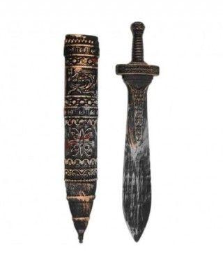 Espada Romana con Funda Disfraz