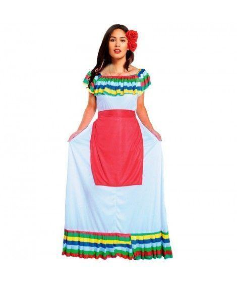 Disfraz Mejicana Mujer para Carnaval