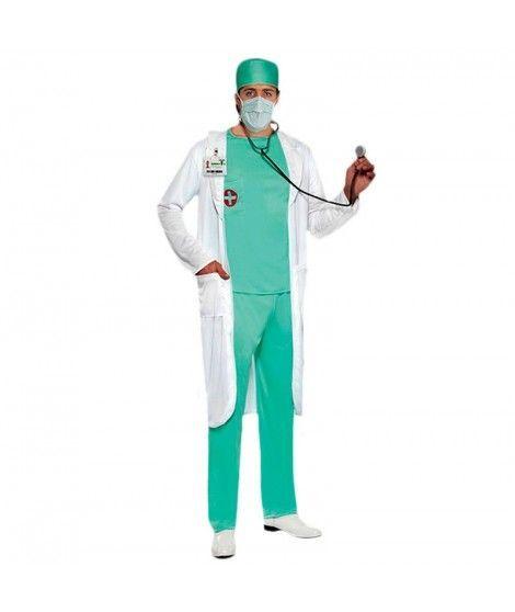Disfraz Doctor hombre para Carnaval
