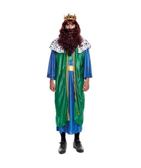 Disfraz Rey Mago Gaspar hombre adulto...
