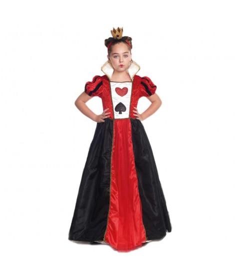 Disfraz Reina de Corazones niña...