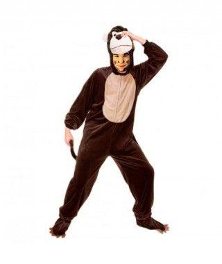Disfraz Mono adulto para Carnaval