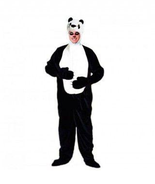 Disfraz Oso Panda adulto para Carnaval