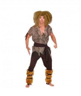 Disfraz de Cavernícola hombre adulto para Carnaval