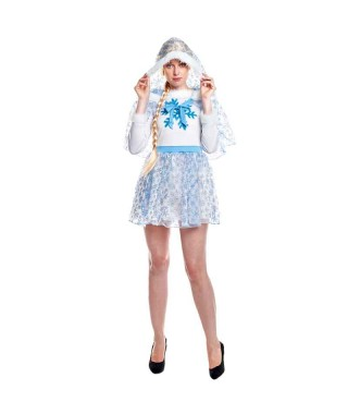 Disfraz Princesa Snow Princess Mujer