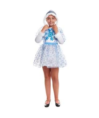 Disfraz Princesa Snow Princess Niña