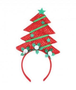 Diadema Árbol Navidad Plano