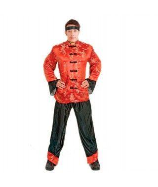 Disfraz Chino hombre adulto Carnaval