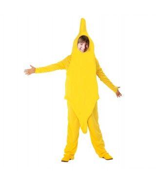 Disfraz Plátano adulto Carnaval
