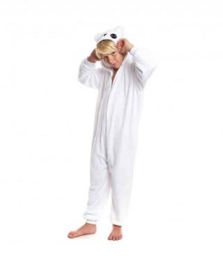 Disfraz Pijama Oso Blanco Infantil Unisex