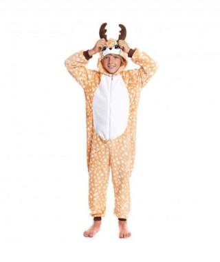 Disfraz Pijama Ciervo Infantil Unisex