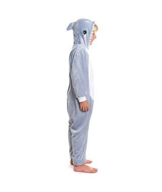 Disfraz Pijama Tiburón Infantil Unisex
