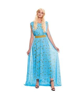 Disfraz Princesa Dragón mujer adulto para Carnaval