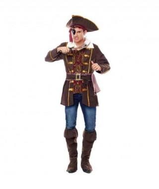 Disfraz Capitán Pirata Hombre