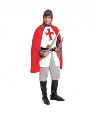 Disfraz Caballero Cruzadas Hombre