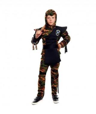 Disfraz Ninja Comando Niño