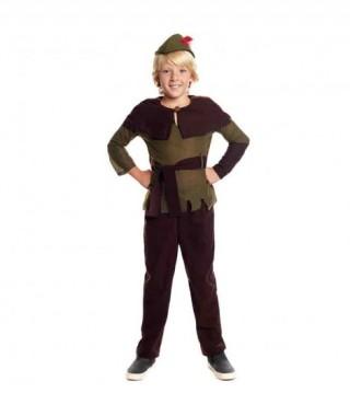 Disfraz Arquero Medieval Niño