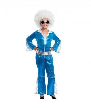 Disfraz Disco Girl Niña