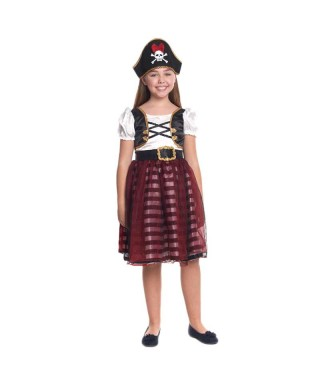 Disfraz Lady Pirata Niña