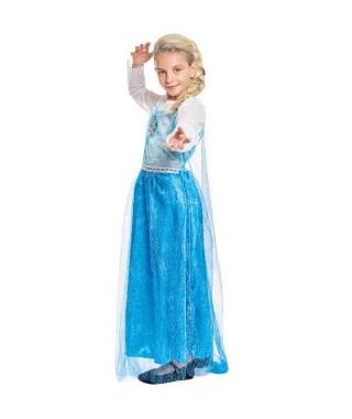 Disfraz Princesa Ice Princess Niña