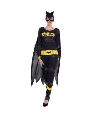 Disfraz Heroína Bat Girl Mujer