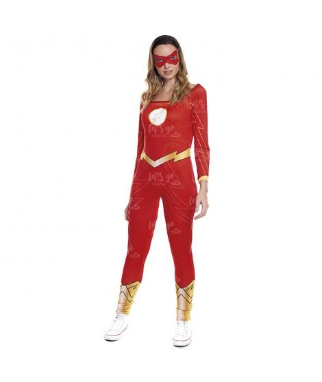 Disfraz Heroína Fugaz Mujer