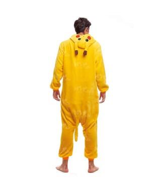 Disfraz Ratón Eléctrico adulto para Carnaval Pijama Kigurumi