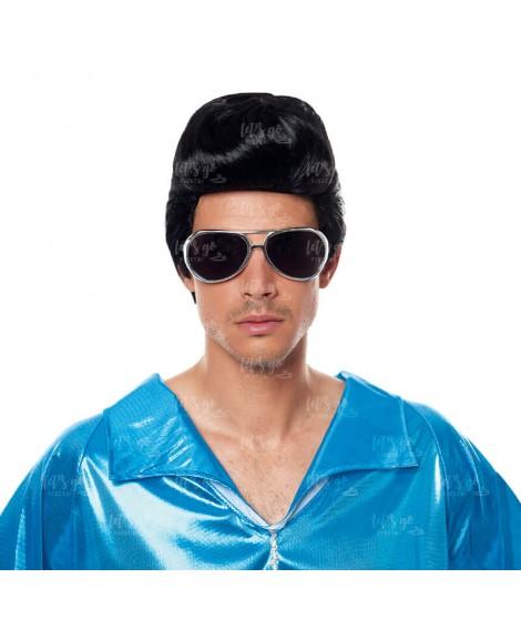 Peluca de Elvis Rock & Roll