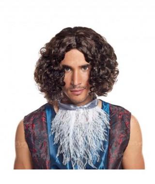 Peluca Medieval Hombre
