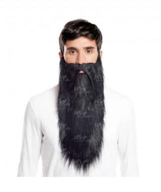 Barba Negra Larga
