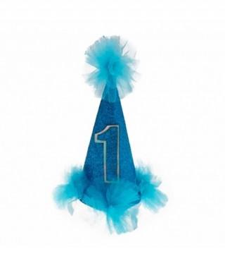 Gorrito Cumple 1 Año Azul