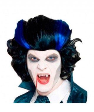 Peluca de Vampiro Adulto