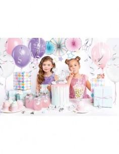 Kit de Fiesta Unicorn Cumpleaños Infantil