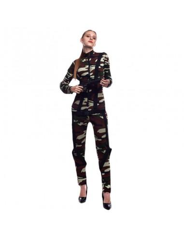 Disfraz Fuerzas Especiales mujer adulto para Carnaval