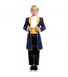 Disfraz Príncipe Encantado para niño Cosplay Bestia
