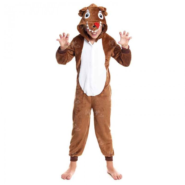 Disfraz Lobo Feroz infantil Pijama  para Carnaval