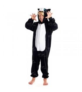 Disfraz Gato negro infantil Pijama