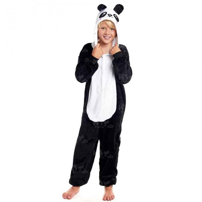 Disfraz  Oso Panda infantil Pijama  Kigurumi para Carnaval