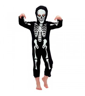 Disfraz Esqueleto infantil...