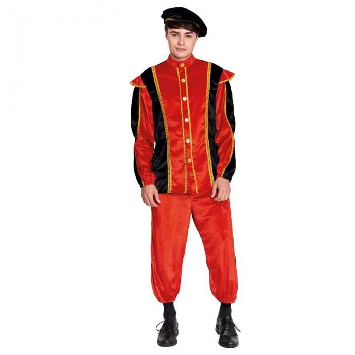 Disfraz Trovador Medieval Hombre