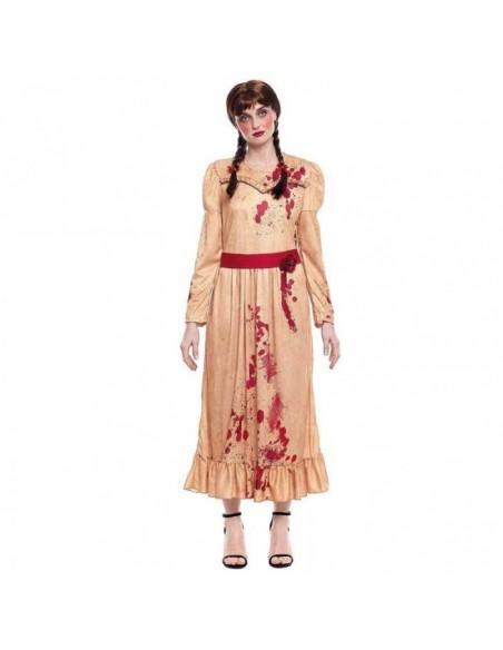 Disfraz Muñeca Poseída Mujer Cosplay Anabelle