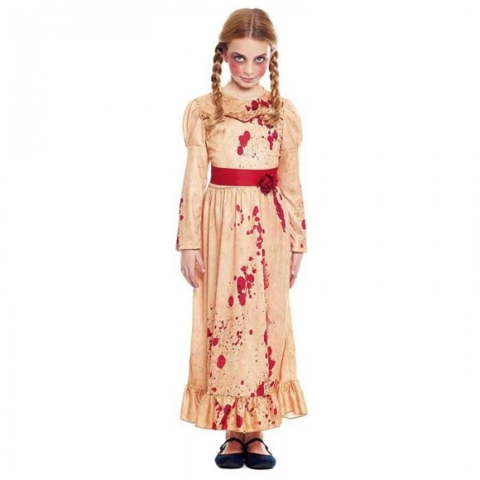 Disfraz Muñeca Poseída Niña Cosplay Anabelle