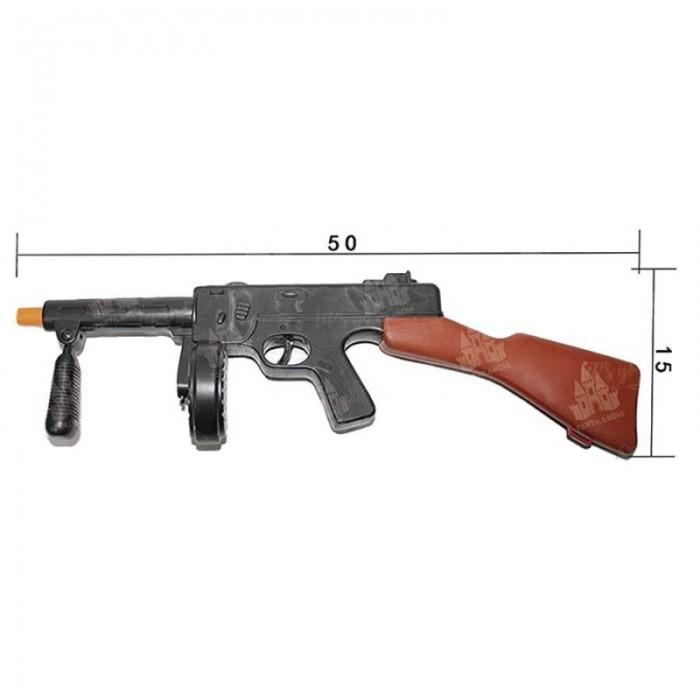 Rifle Gangster Juguete Disfraz