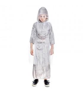 Disfraz Fantasma Blanco Niño Infantil
