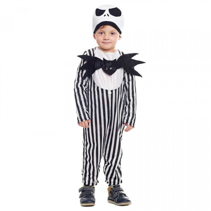 Disfraz de Esqueleto Jack infantil