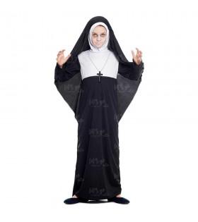 Disfraz Monja Maldita Niña Halloween