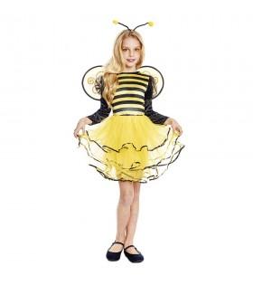 Disfraz Abeja Coqueta niña infantil Carnaval