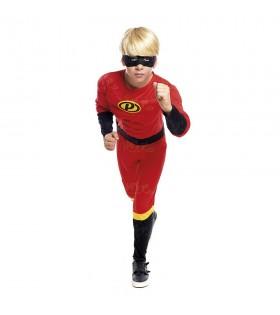 Disfraz Party Héroe niño infantil para Carnaval